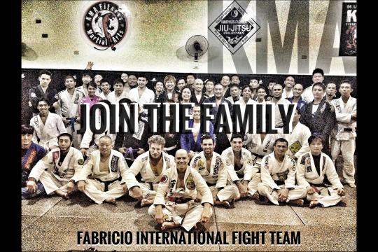 Fabricio International Fight Team
