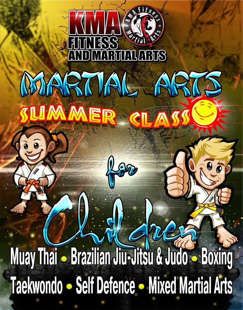 KMA Fitness & Martial Arts