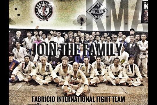 Fabricio International Fight Team